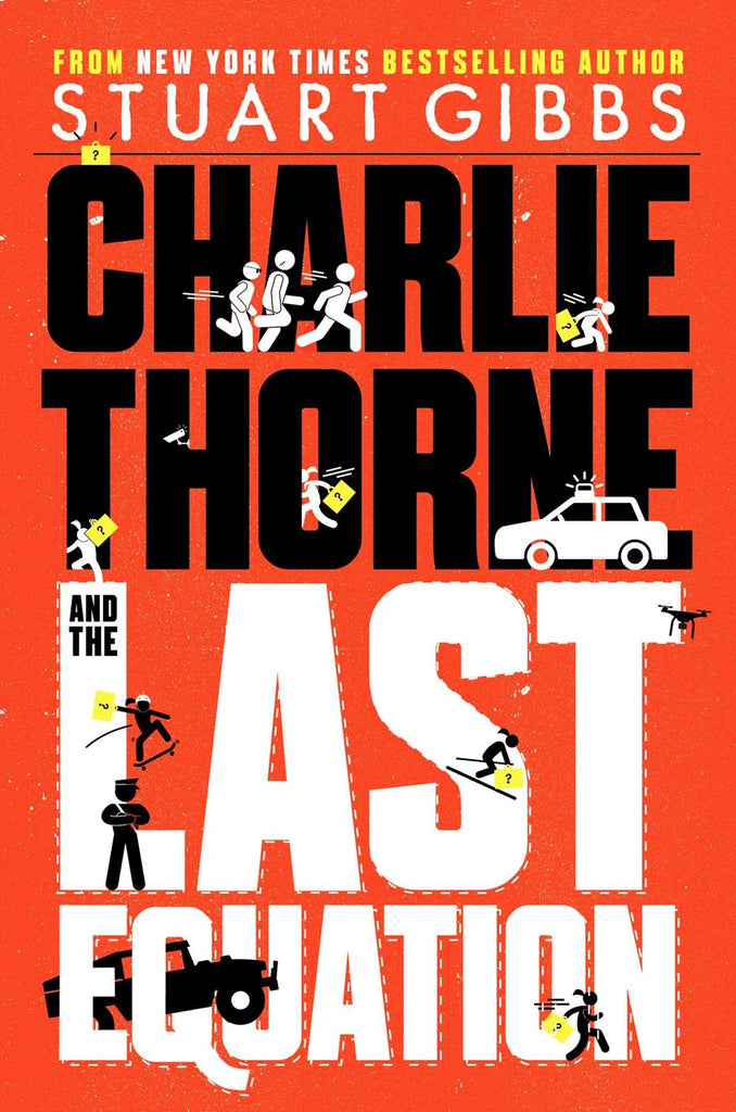 Charlie Thorne and the Last Equation (Parkside Book Fair)