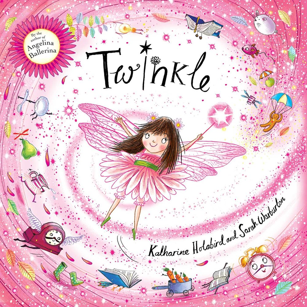 Twinkle (Parkside Book Fair)