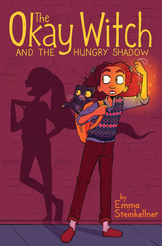 Okay Witch and the Hungry Shadow
