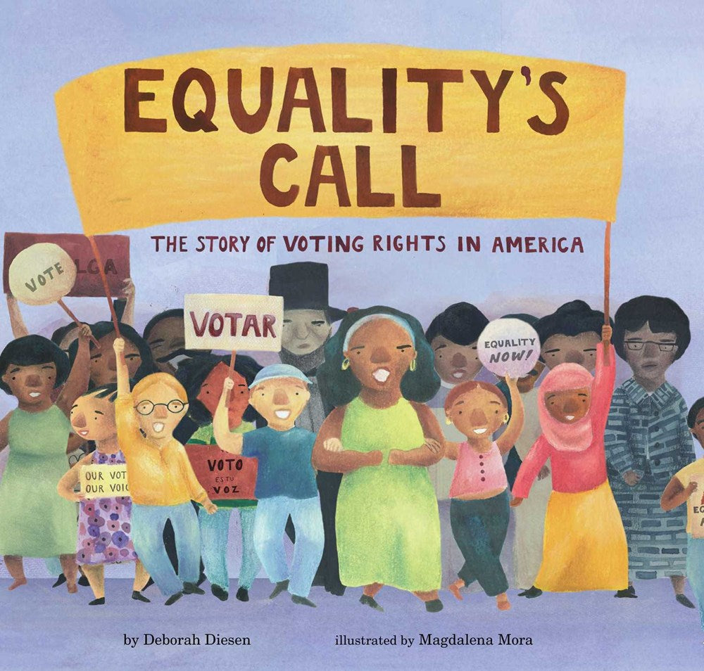 Equality's Call: The Story of Voting Rights in America (Parkside Class 4-2)