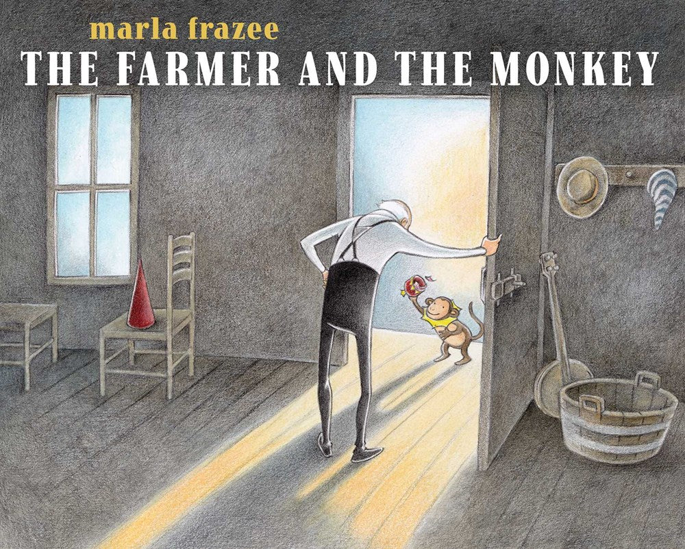 Farmer and the Monkey