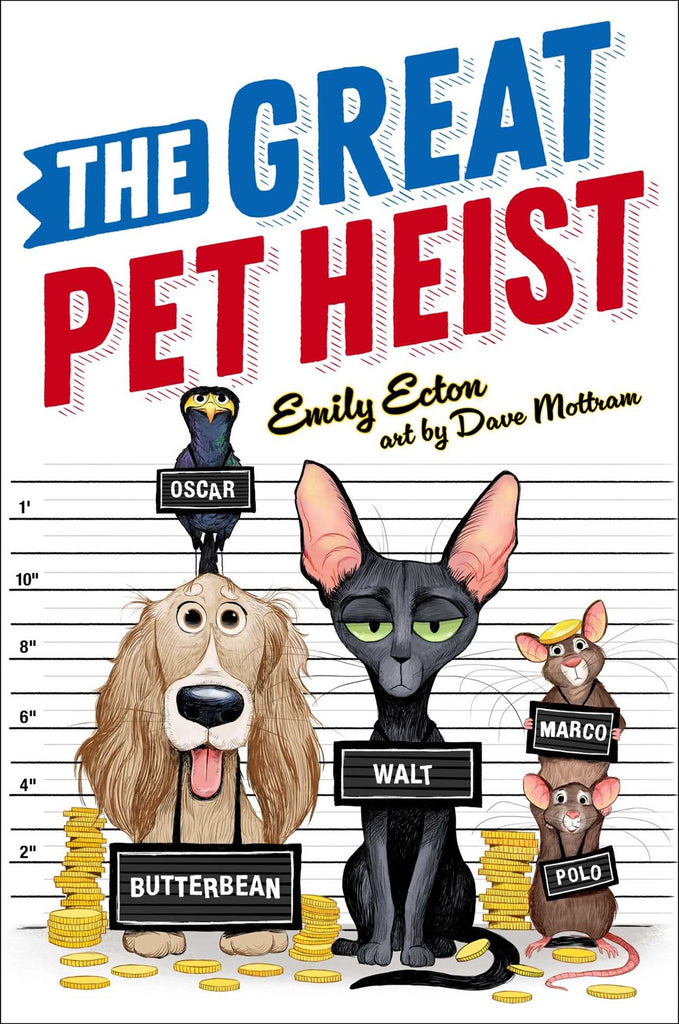 Great Pet Heist (Parkside Class 4-4)