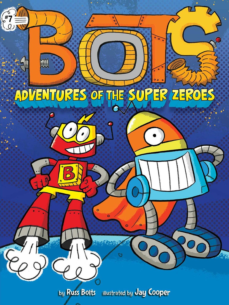 Adventures of the Super Zeroes (Parkside Class 4-4)
