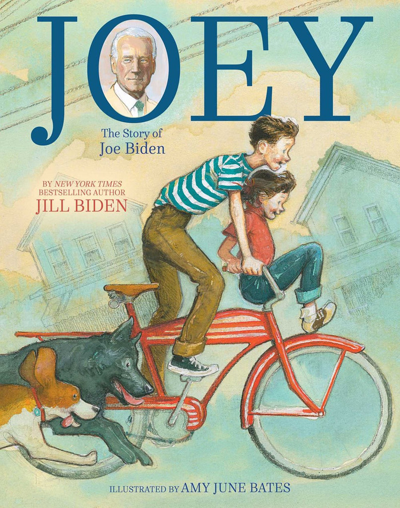 Joey : The Story of Joe Biden