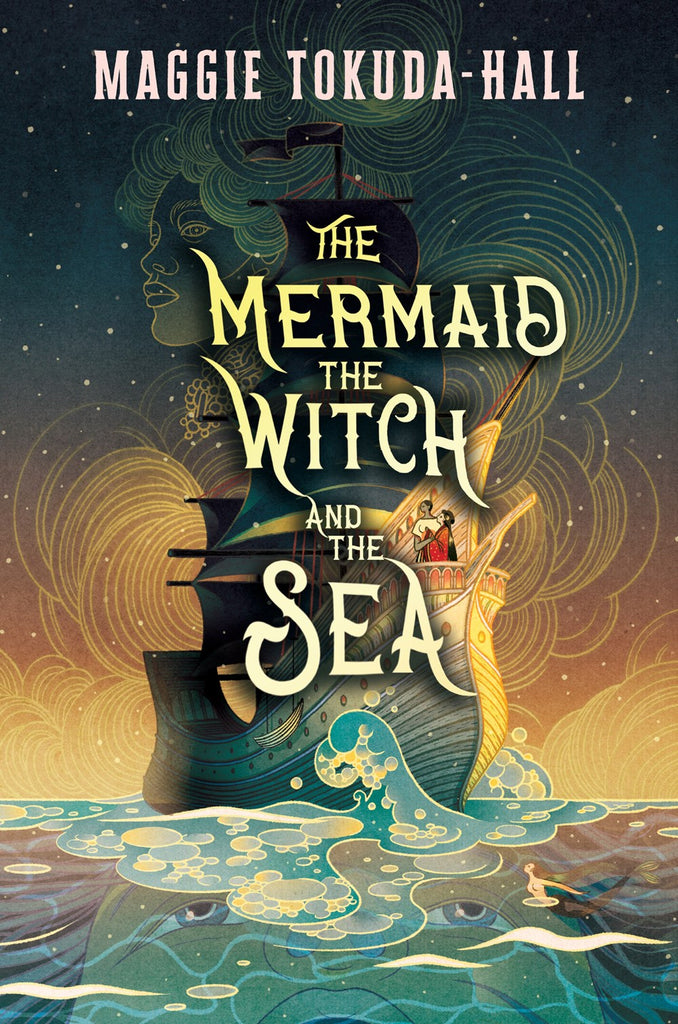 Mermaid, the Witch, and the Sea*