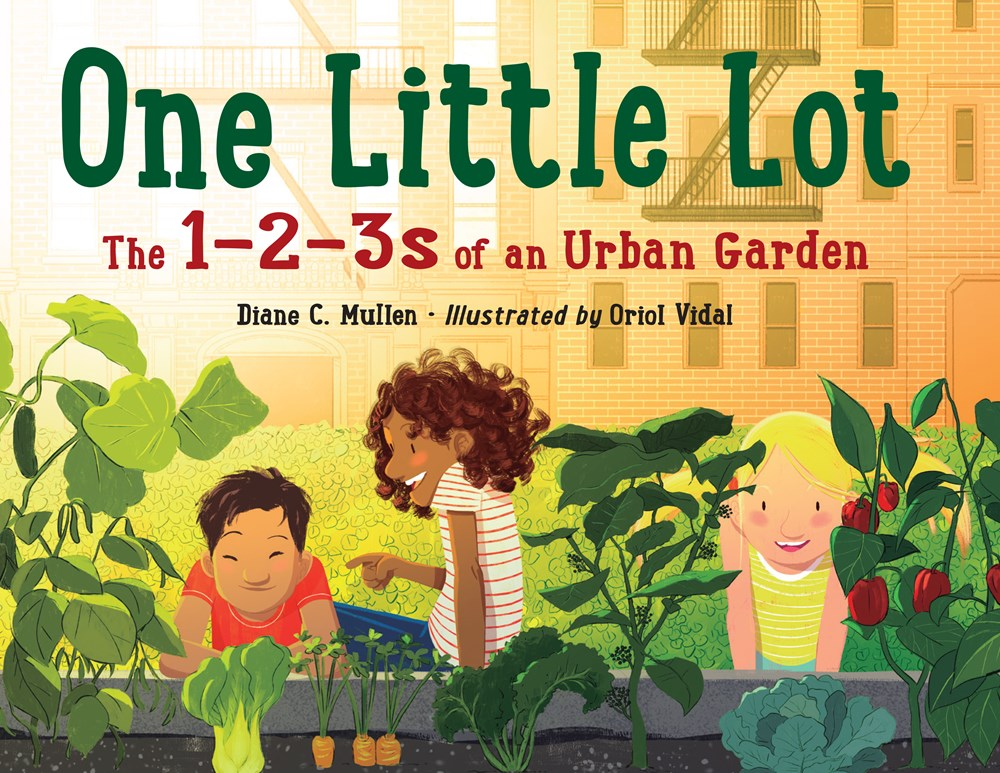 One Little Lot: The 123s of an Urban Garden