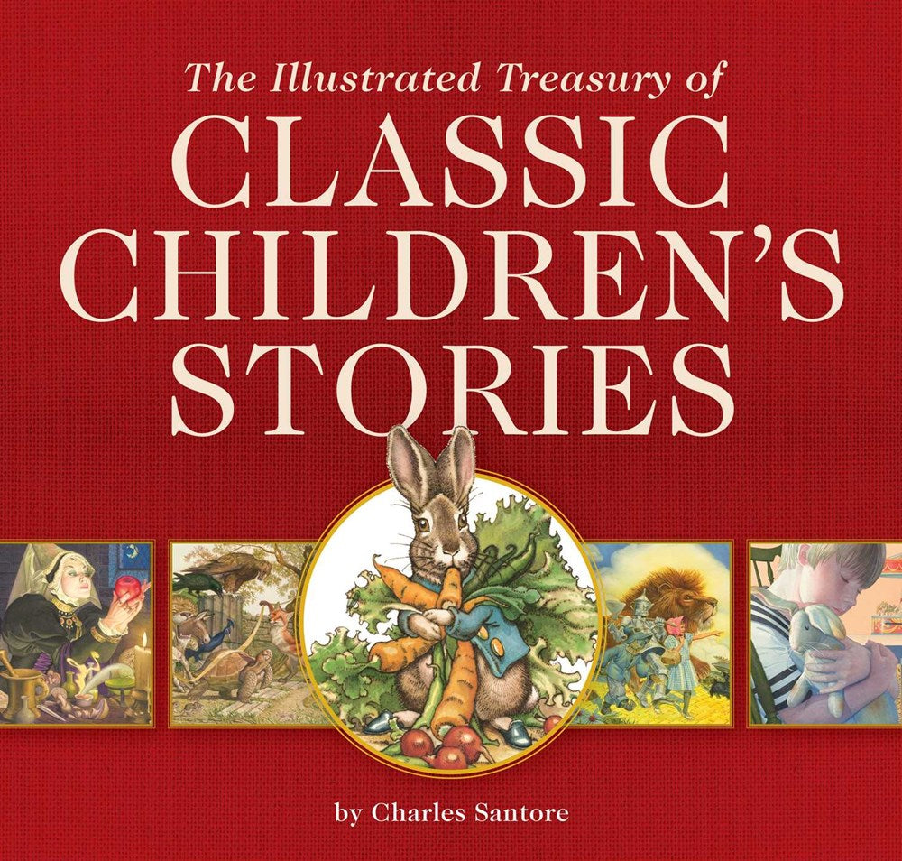 Illustrated Treasury of Classic Children's Stories