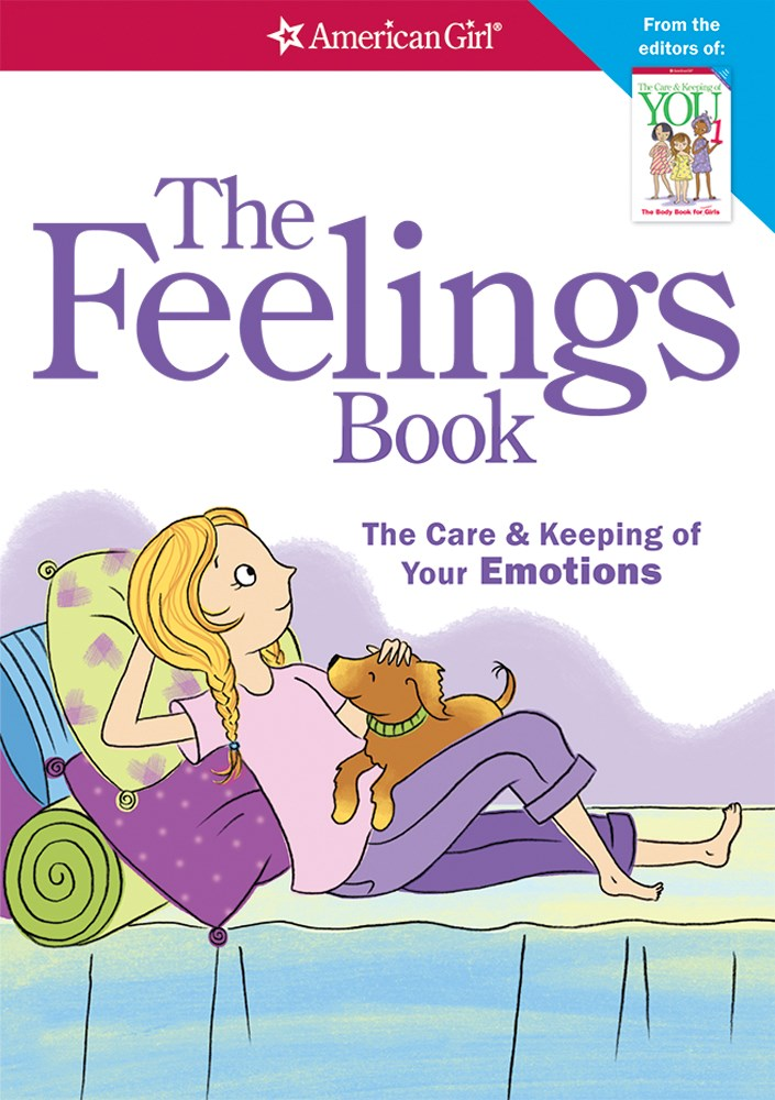 Feelings Book: The Care and Keeping of Your Emotions (Parkside Class Social Work)
