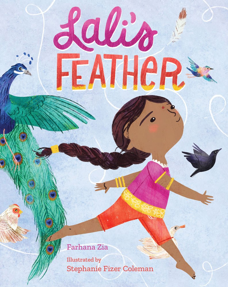 Lali's Feather (Parkside Class 3-4)