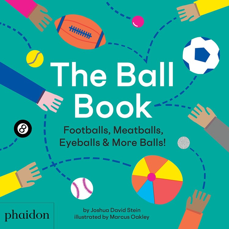 Ball Book: Footballs, Meatballs, Eyeballs & More Balls!