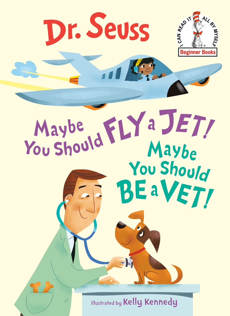 Maybe You Should Fly a Jet, Maybe You Should Be a Vet (Parkside Class 3-1)