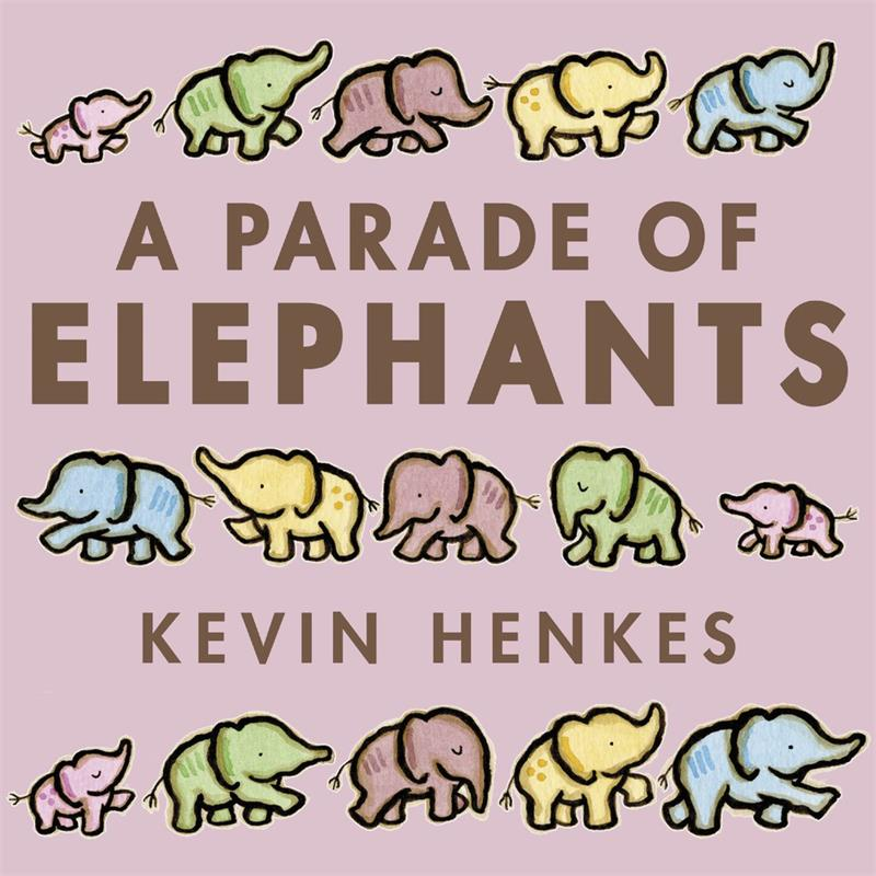 Parade of Elephants