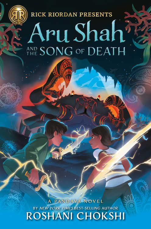 Aru Shah and the Song of Death*