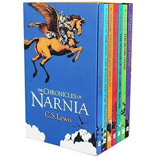 Chronicles of Narnia Paperback Box Set