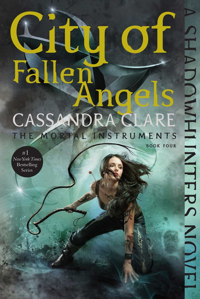 City of Fallen Angels*