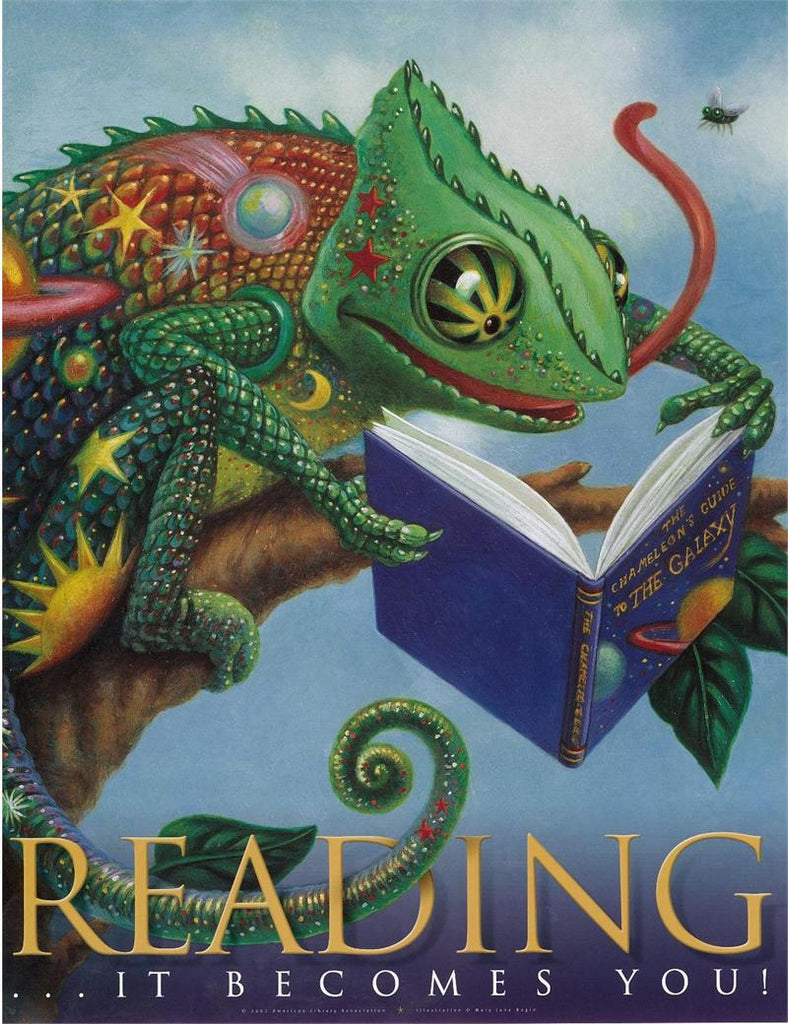Reading Becomes You