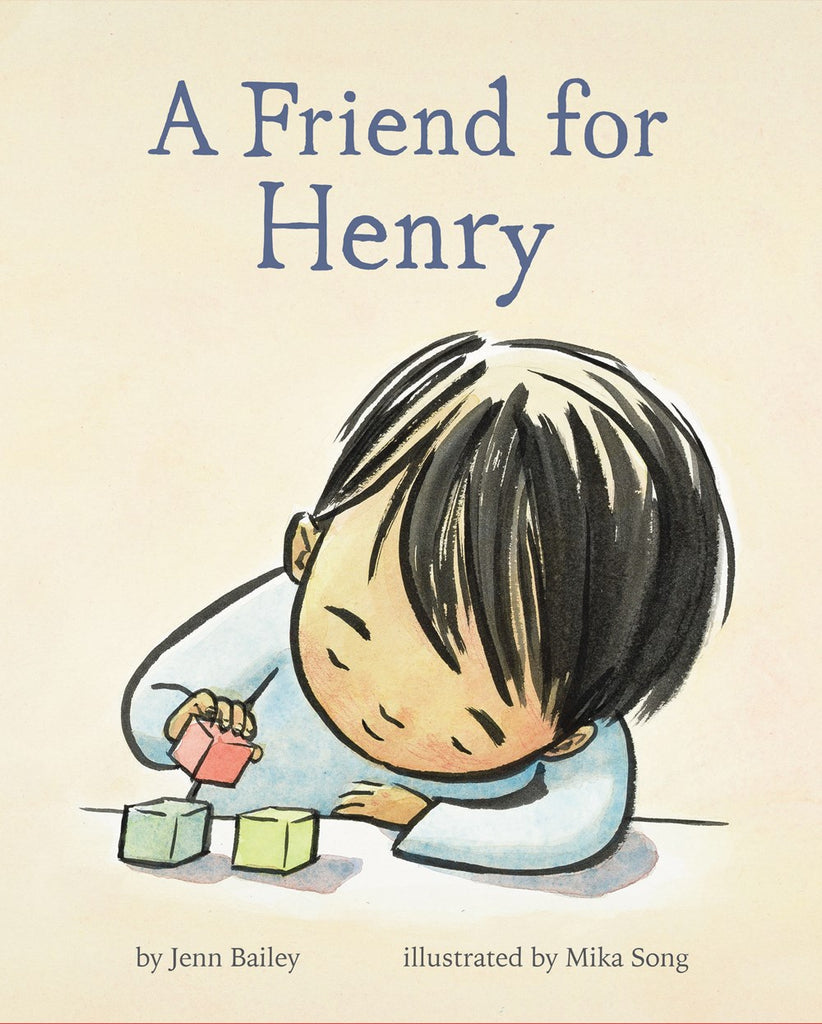 Friend For Henry