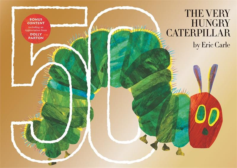 Very Hungry Caterpillar: 50th Anniversary Golden Edition