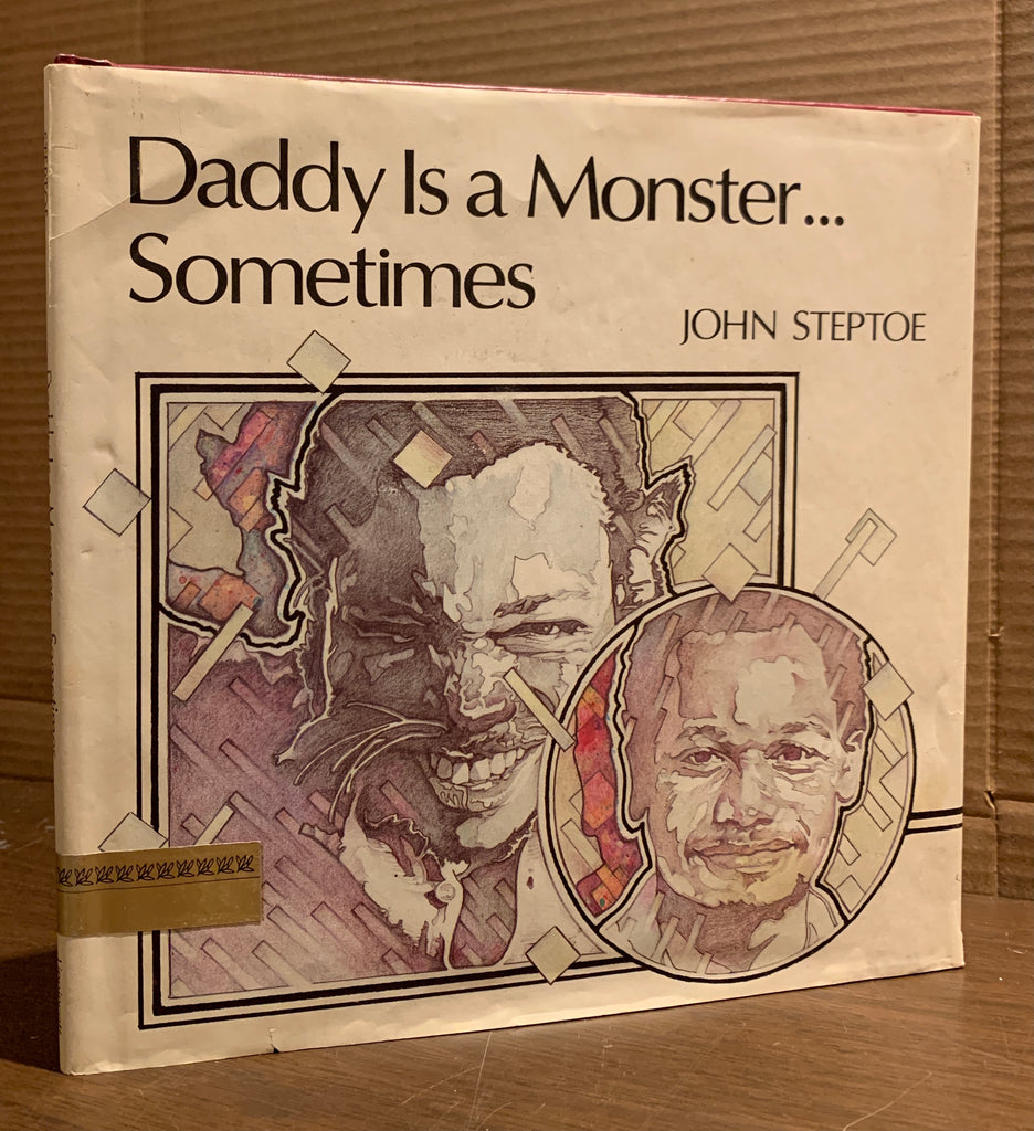Daddy is a Monster... Sometimes