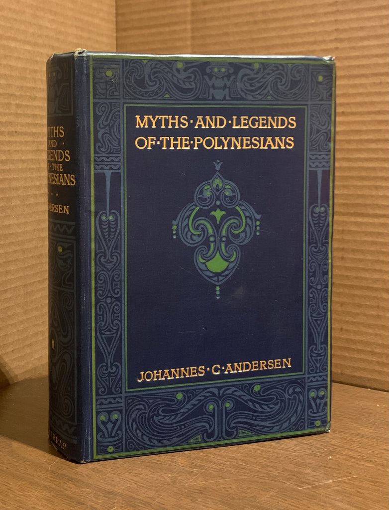 Myths & Legends of the Polynesians