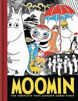 Moomin Book 1: The Complete Tove Jansson Comic Strip