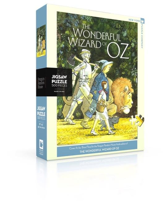 Wonderful Wizard of Oz 500 Piece Puzzle
