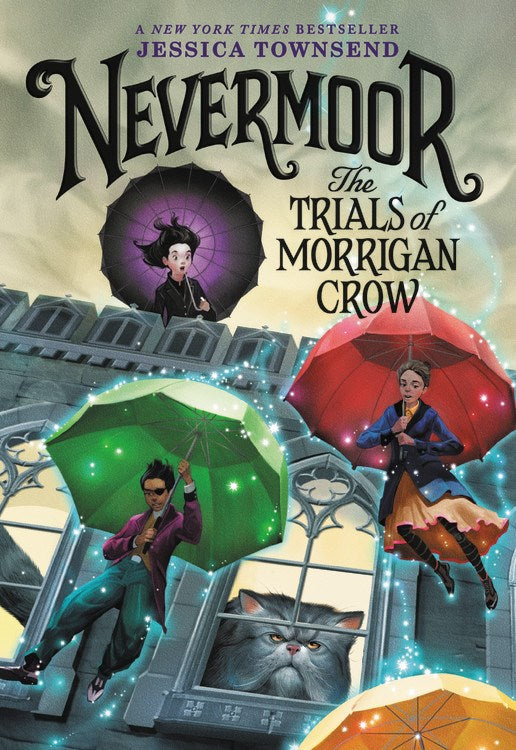 Nevermoor: The Trails of Morrigan Crow*