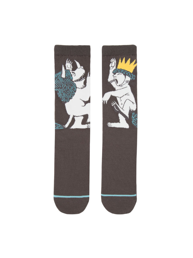 Where the Wild Things Are Adult Socks