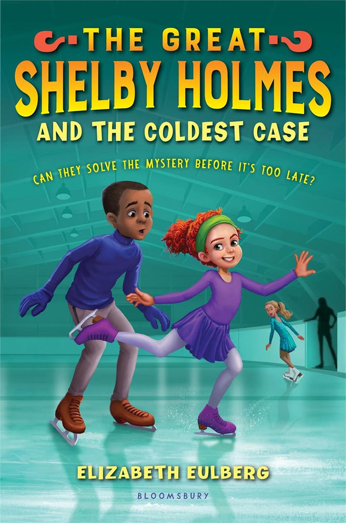 Great Shelby Holmes and the Coldest Case