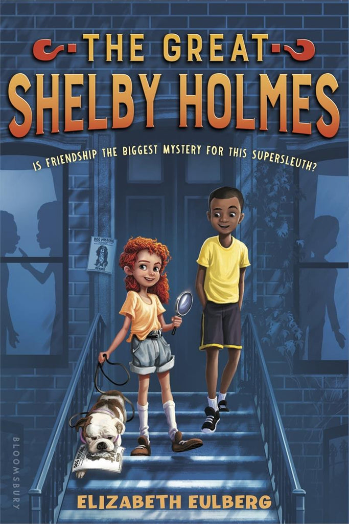 Great Shelby Holmes: Girl Detective
