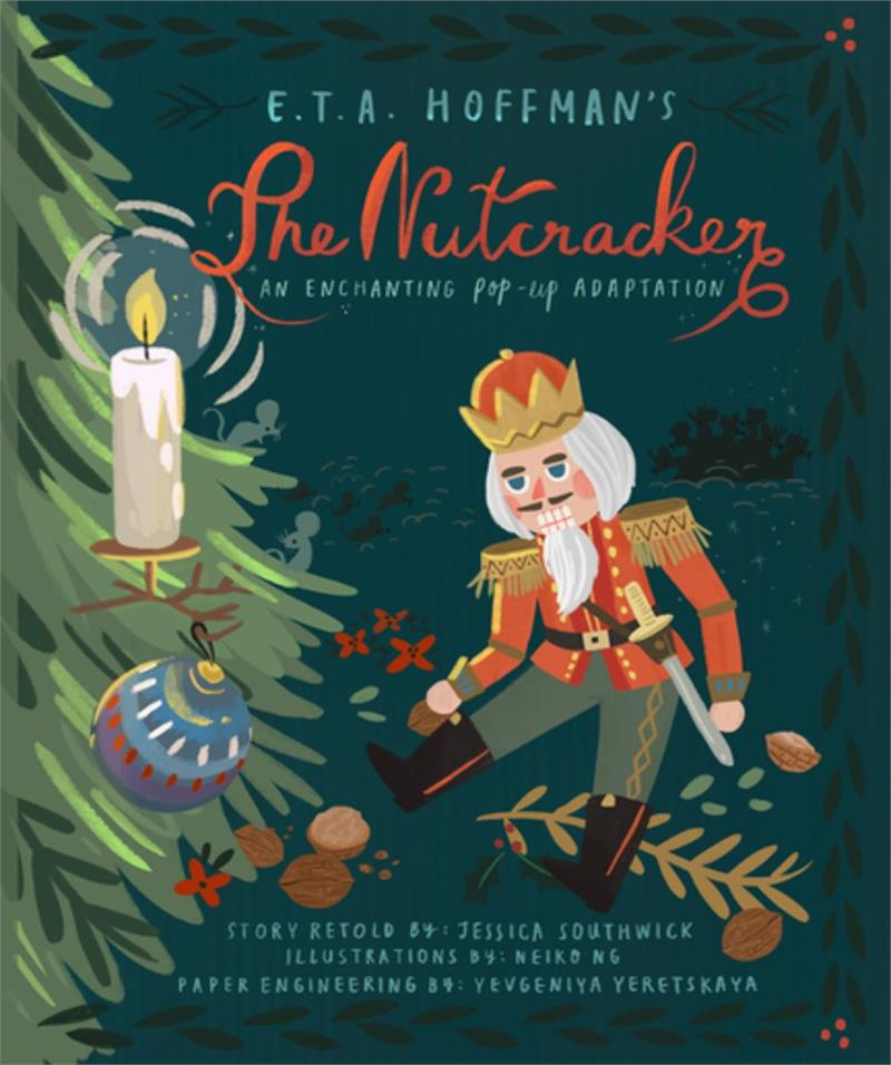 Nutcracker: An Enchanting Pop-Up Adaptation