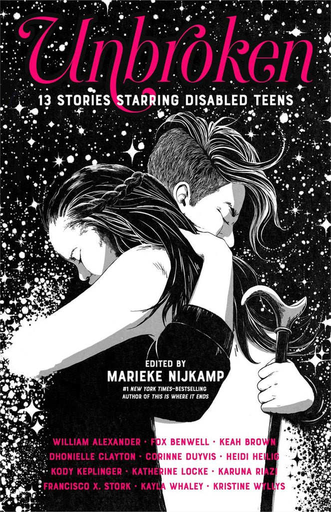 Unbroken:13 Stories Starring Disabled Teens