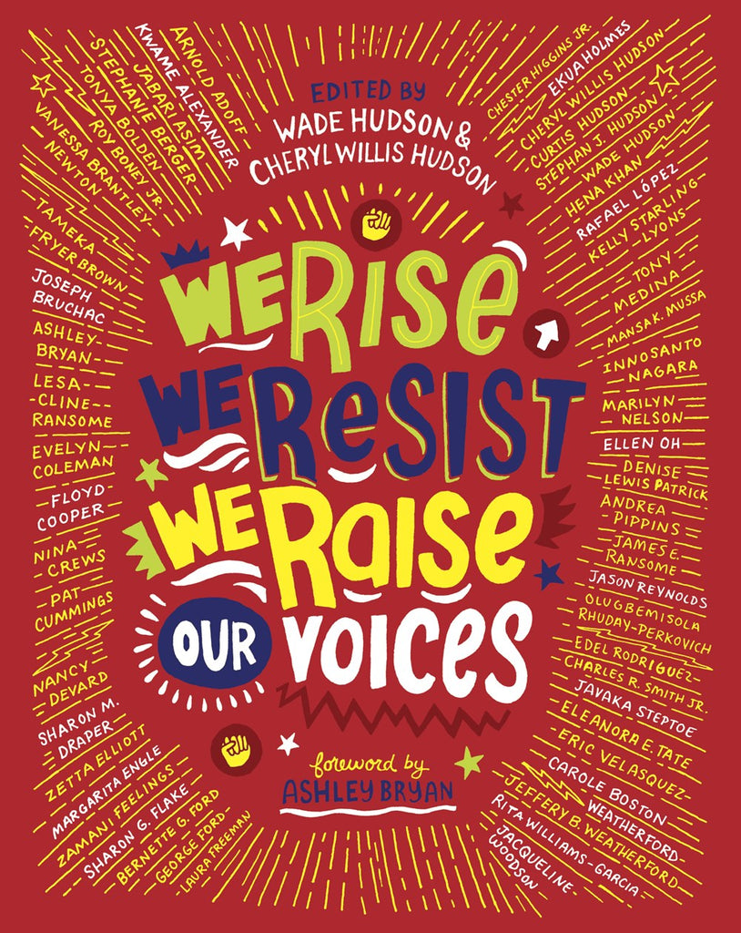 We Rise, We Resist, We Raise Our Voices: Words and Images of Hope
