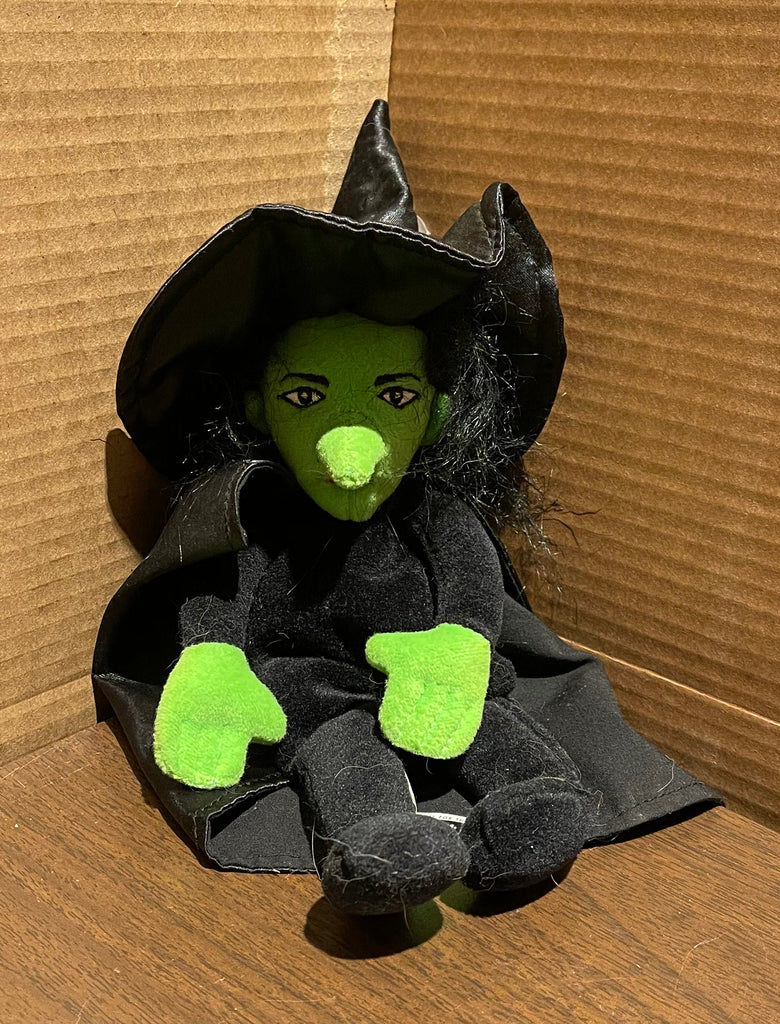 Wicked Witch Beanie Bag Plush Doll