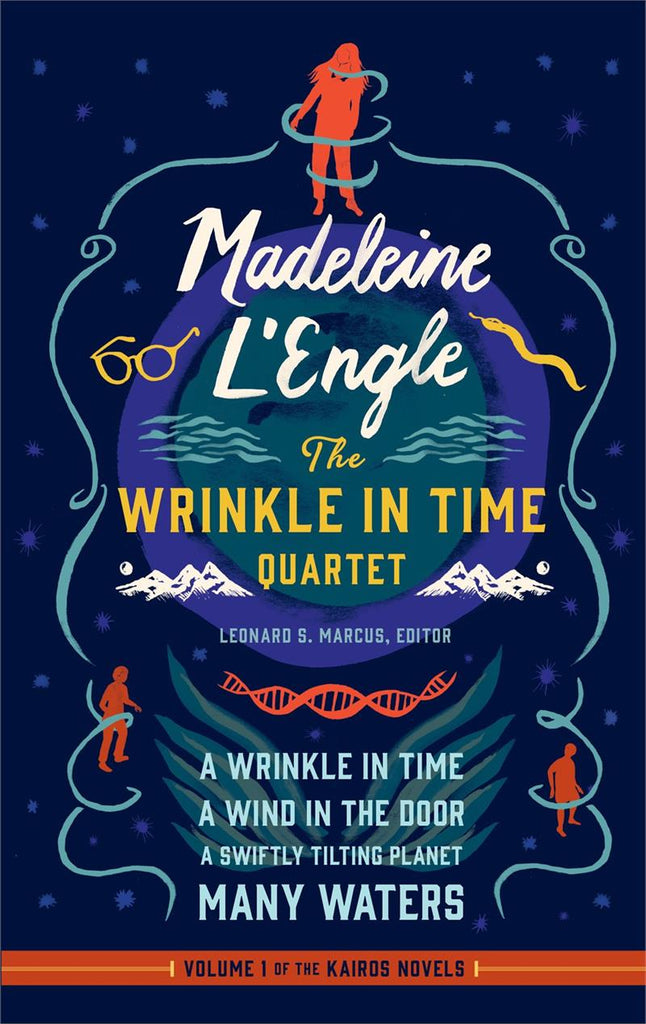 Madeleine L'Engle: The Wrinkle in Time Quartet