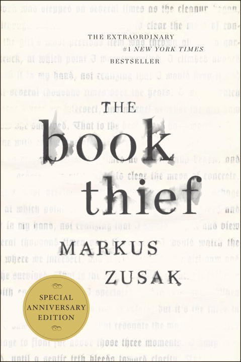 Book Thief (Anniversary Edition)