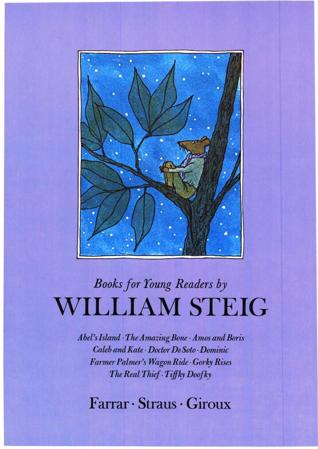 Books for Young Readers by William Steig