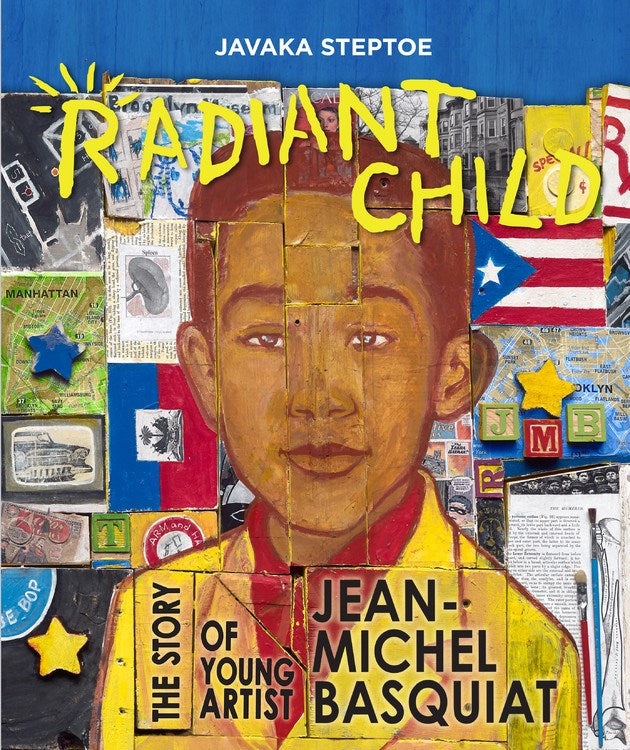 Radiant Child: The Story of Young Artist Jean-Michel Basquiat