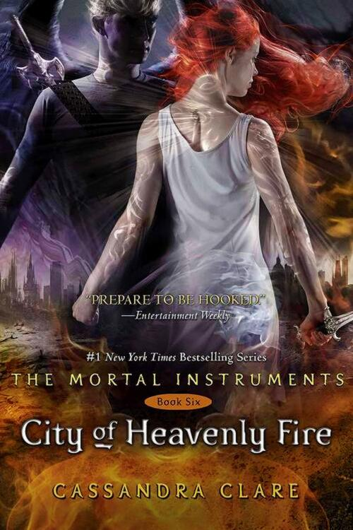 City of Heavenly Fire*