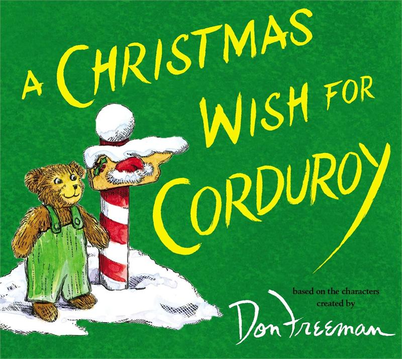Christmas Wish For Corduroy