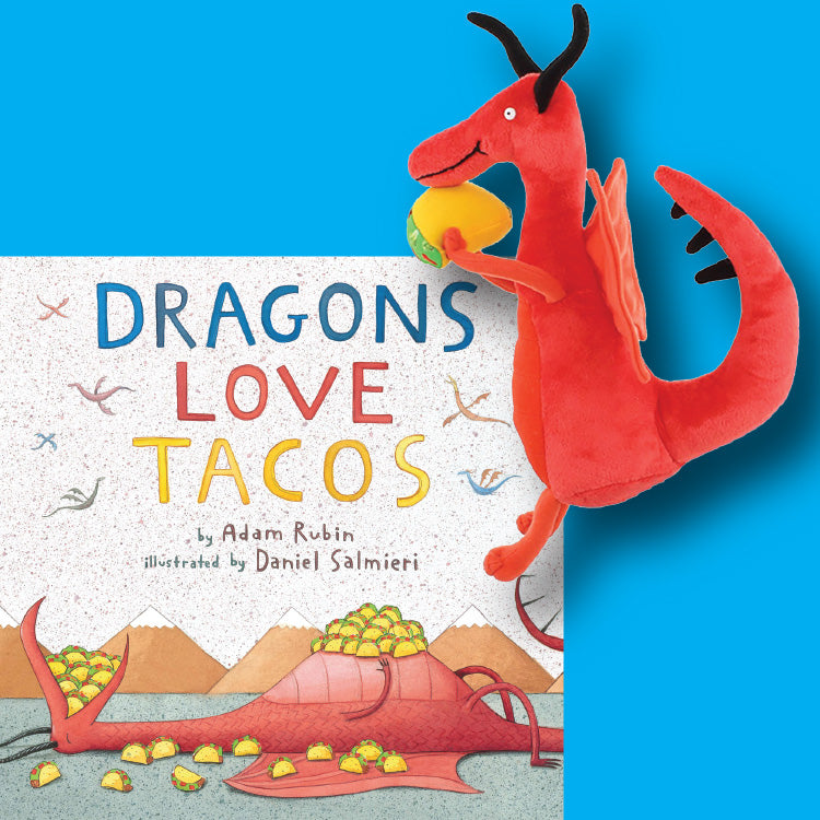 Dragons Love Tacos with Dragons Love Tacos Doll