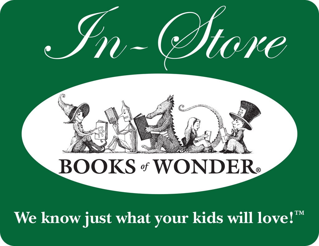 $100 Books of Wonder In-Store Gift Certificate