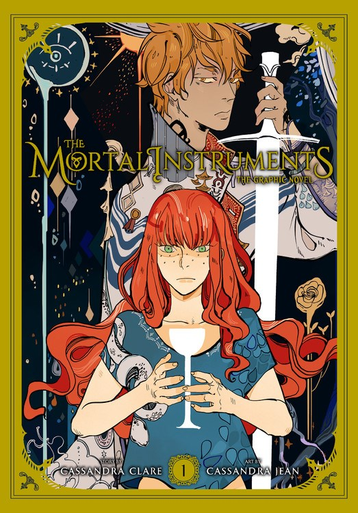 Mortal Instruments: The Graphic Novel, Vol. 1*