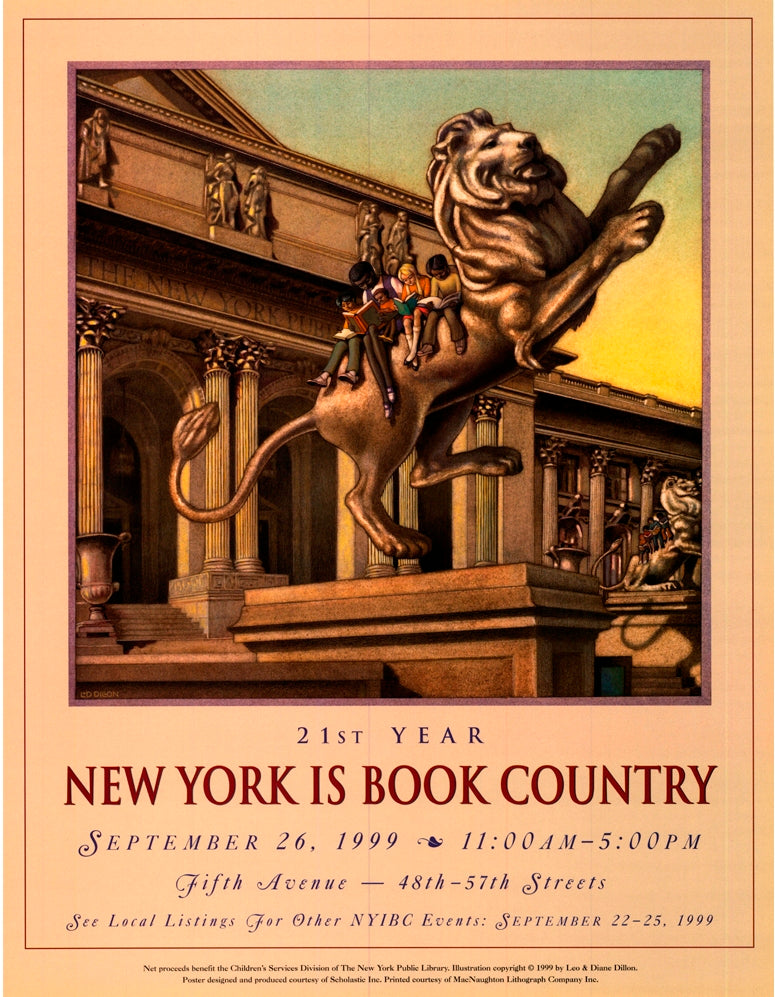 New York is Book Country 1999