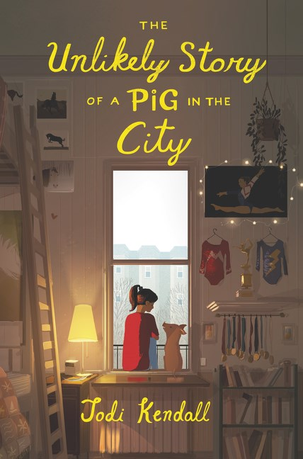 Unlikely Story of a Pig in the City