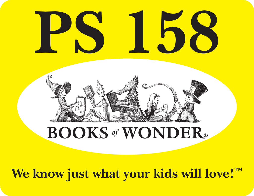 $150 Books of Wonder PS 158 Gift Certificate