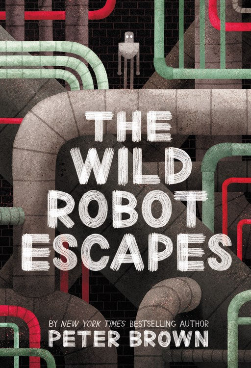 Wild Robot Escapes