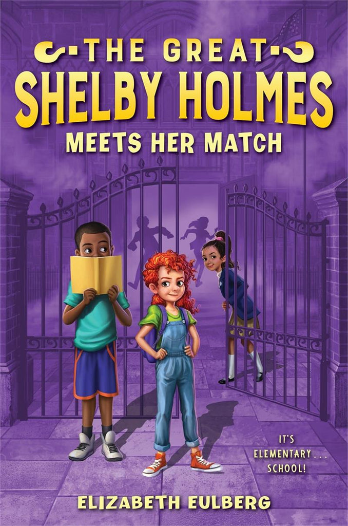 Great Shelby Holmes Meets Her Match