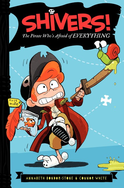 Pirate Who's Afraid of Everything