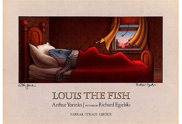 Louis the Fish